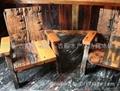 嘉桥古船木家具--椅子 5