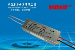 8W waterproof led power supply