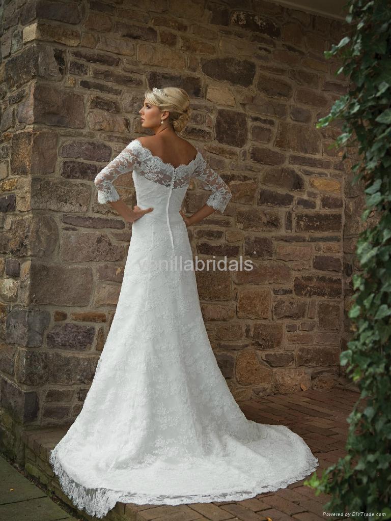 Wonderful Irish Lace Wedding Gowns Images - Wedding Dress Ideas ...