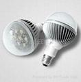 7W E27 Dimmable LED bulb