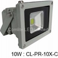 10W Integrated LED floodlight
