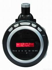 FM ALARM CLOCK WATCH RADIO