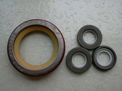 Oil seals for air / oil compressor