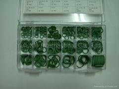 HNBR O-ring kits for air compressor repair