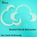 dental check retractor