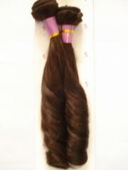 100% human hair weft / human hair weaving