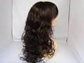 human hair lace wig
