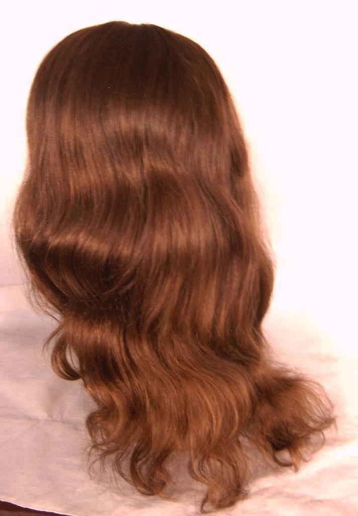 human hair wig / lace wig  1