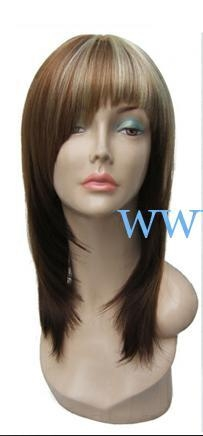 Front lace wig 1