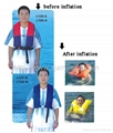 Inflatable lifejacket(Yoke-Type)