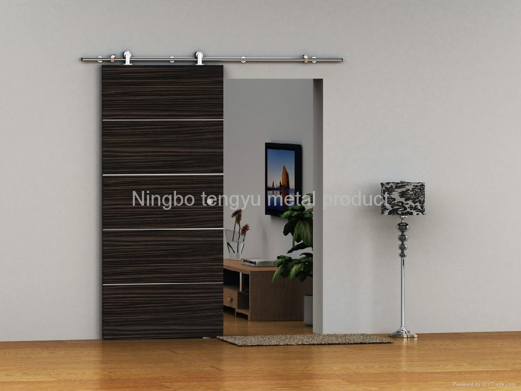 the files home stainless u concept door steel doors deboto homes sliding style best design for of hardware and barn