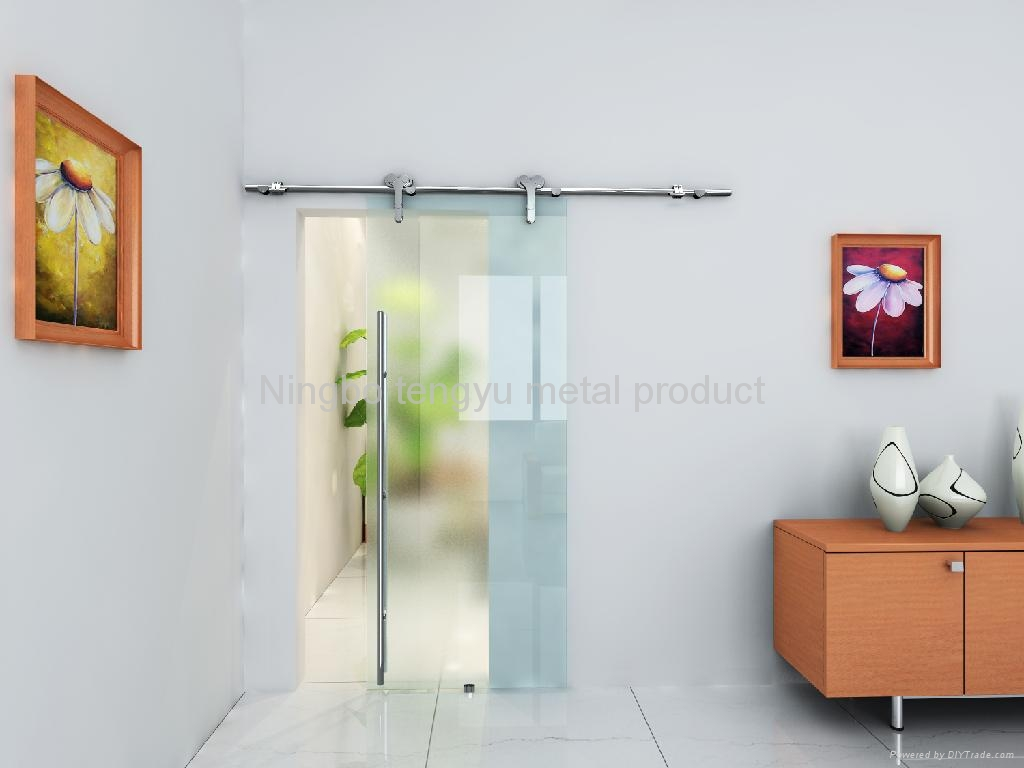 Sliding Glass Barn Door Hardware Modern Barn Door Hardware China