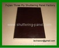 Formwork Film Faced Plywood