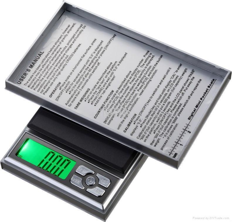 digital Jewelry pocket scale 1