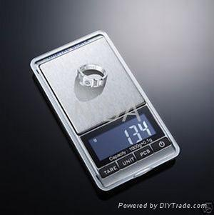 digital Jewelry pocket scale 3