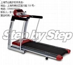 喬山跑步機ROJOT4上海競步中秋熱賣