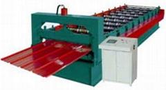 900型彩鋼壓型設備