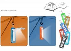 迷你折叠LED台灯-笔记本专用