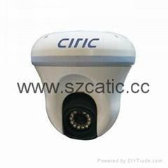 IP Pan / Tilt IR Dome Camera
