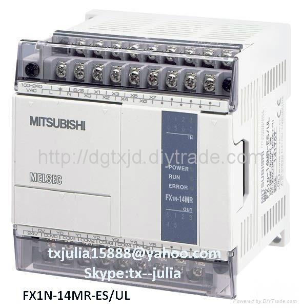 Mitsubishi FX ES-UL series PLC FX1N-40MR-ES/UL   2
