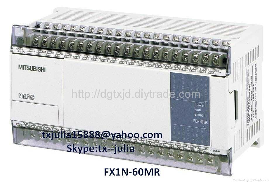 Mitsubishi FX1N series PLC FX1N-60MR 1