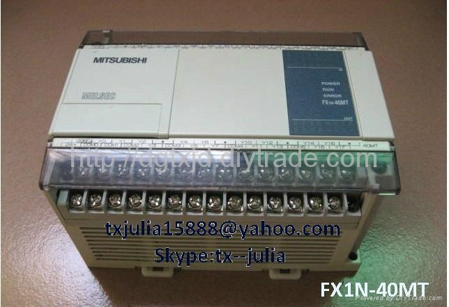 Mitsubishi FX1N series PLC FX1N-60MR 3