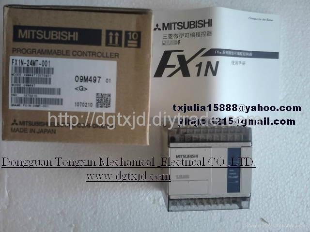 Mitsubishi FX1N series PLC FX1N-60MR 5