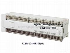 Mitsubishi FX2N series PLC FX2N-128MR-ES/UL