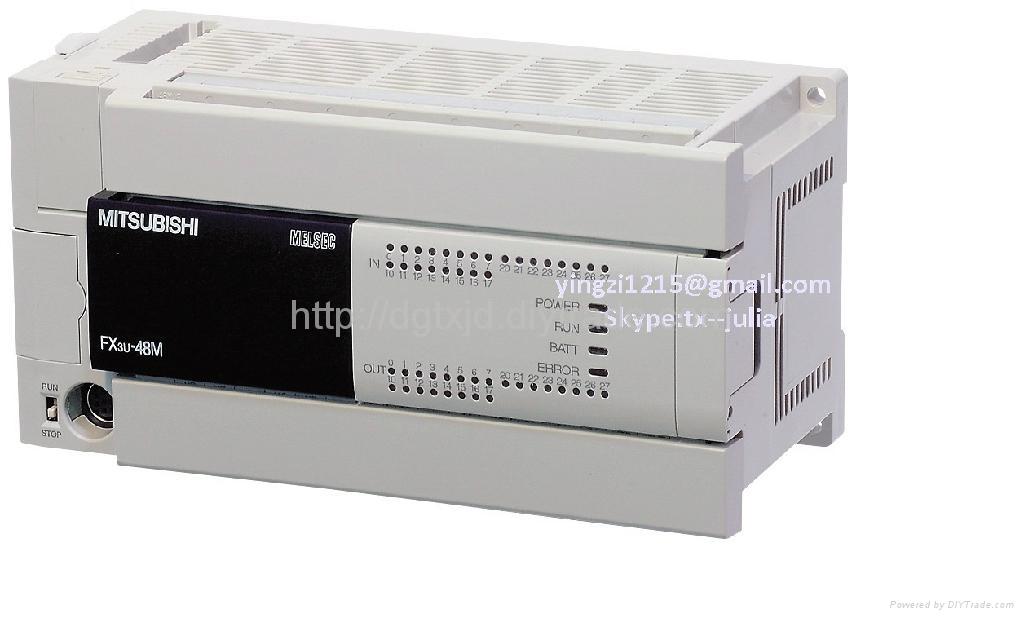 Mitsubishi FX3U&FX3G series PLC FX3U-16MR-ES/A (China Trading Company) - Products