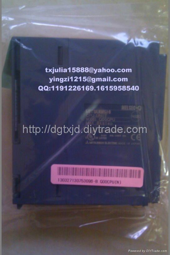 Mitsubishi Q series PLC CPU Q00JCPU 3