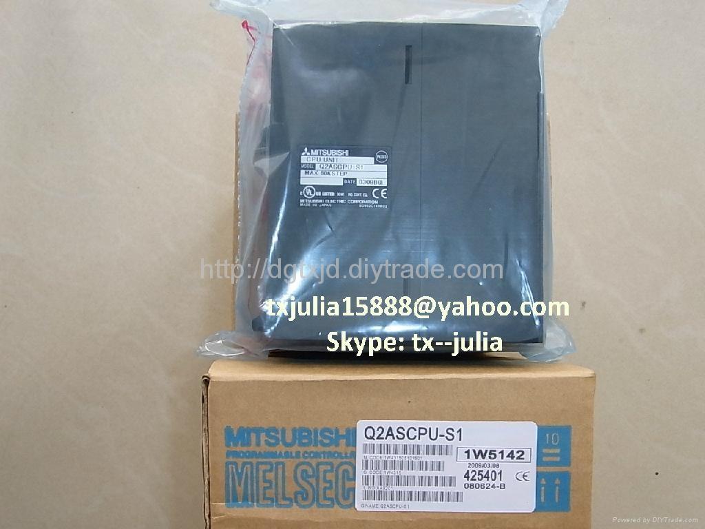 Mitsubishi Q series PLC CPU Q00JCPU 4