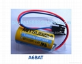 Battery for Mitsubishi omron A6BAT