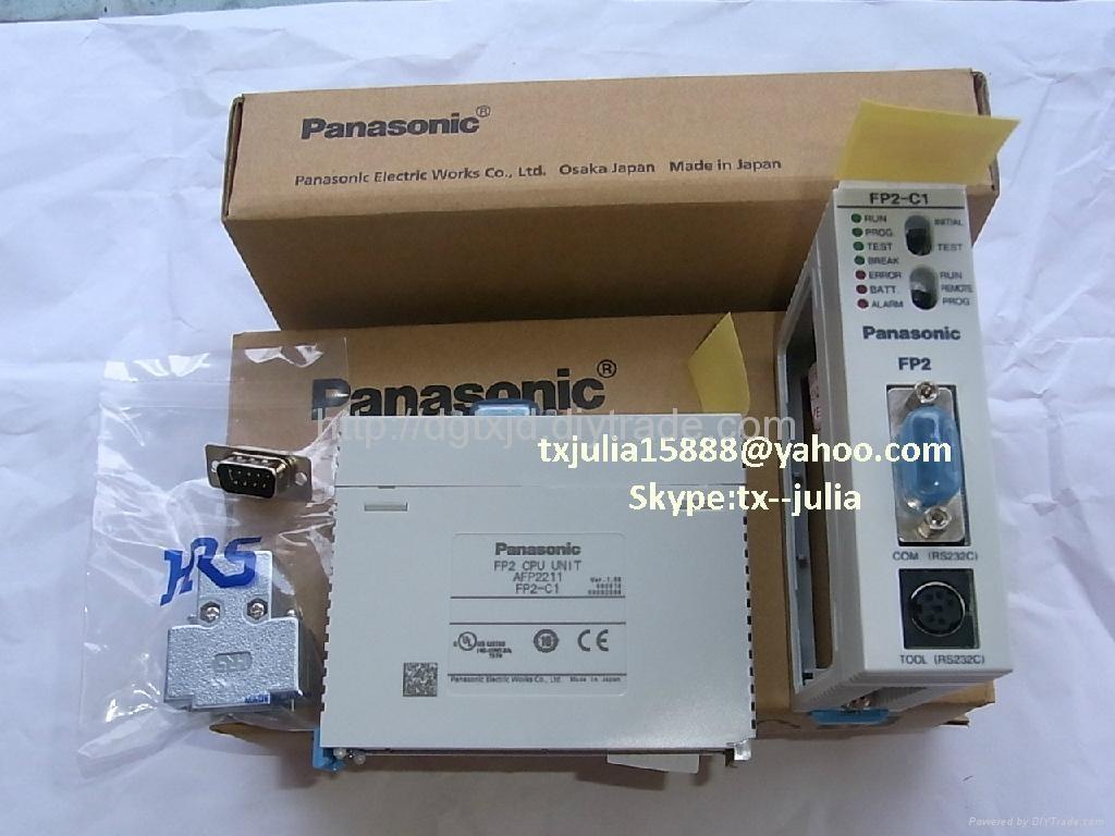 Panasonic FP2 and FPX series PLC FP2-C1 1