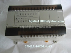 OMRON CPM2A series PLC and CPU