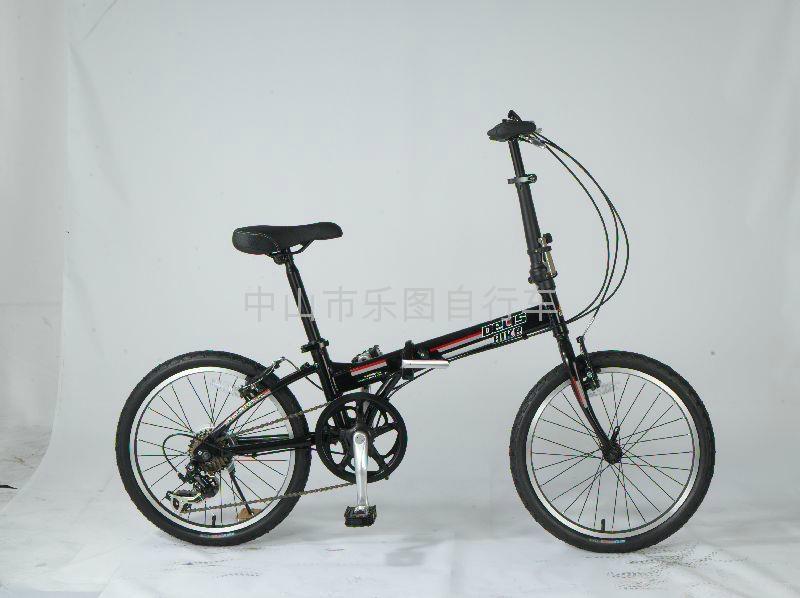 Dresser lion aluminum folding bicycle 1