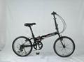 Dresser lion aluminum folding bicycle