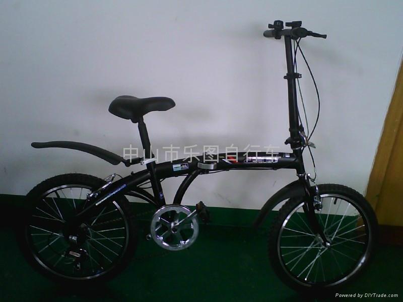 Aluminum alloy folding bike dolphin 2