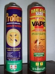 出口非洲气雾杀虫剂