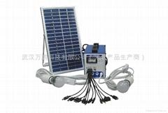 4AH直流发电小系统