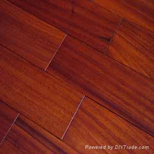 供应圆盘豆实木地板