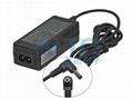 Asus 9.5V 2.315A 4.8*1.7 华硕笔记本电源适配器 1