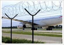 專業生產機場護欄網