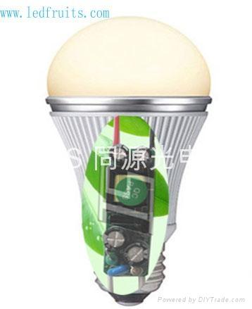 5*1W LED球泡燈電源 TS-E51S 2