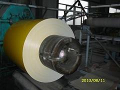PPGI-PREPAINTED GALVANIZED STEEL COIL