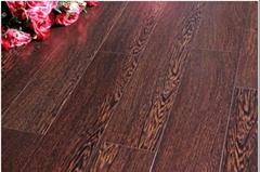 雞翅木實木地板