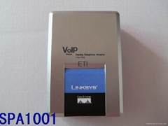 Linksys SPA1001 VoIP Gateway