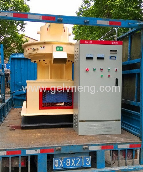 High output Wood Pellet Mill With Ring Die 1