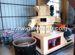 biomass fuel wood pellet equipment from manufacturer