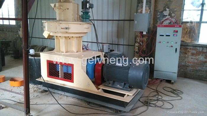 Ring die wood pellet mill price 1