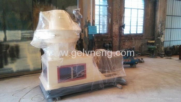 biomass wood pelleting machine 1